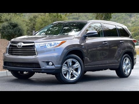Toyota Highlander Review-GREAT USE OF SPACE