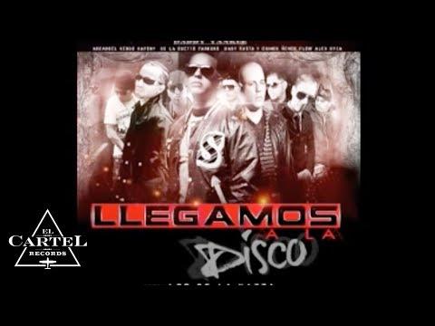 Daddy Yankee - Llegamos a la Disco [Official Audio]
