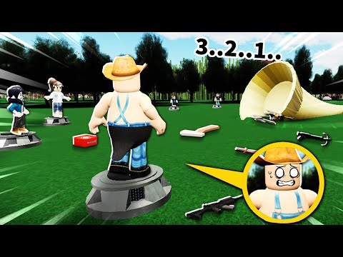 ROBLOX HUNGER GAMES