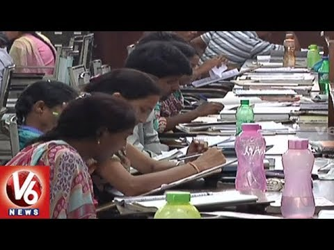 Telangana Govt To Fill Up Over 84000 Job Vacancies In Various Depts | V6 News
