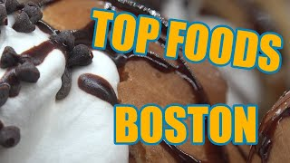 Top Places To Eat In Boston [4K] - Vacation Travel Guide - Boston Massachusetts