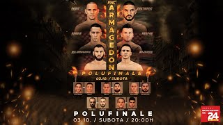 ARMAGEDON POLUFINALE | Full event