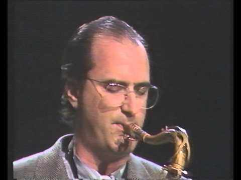 Michael Brecker & Tolvan Big Band full consert