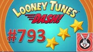 Looney Tunes Dash! level 793 - 3 stars - looney card.