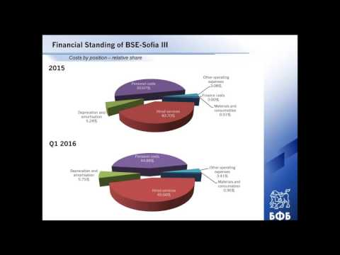 BSE-Sofia organised an Earnings call for 2015 and Q1 2016