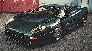 Самый быстрый серийный автомобиль 90-х, разгон до 100, максимальная скорость и мировой рекорд