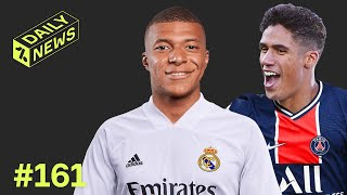 Real Madrid could use Varane in PSG Mbappe deal! + Man City's transfer MISTAKE!