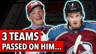 WHY Were 3 Players Drafted Before Cale Makar? Where Are They Now?
