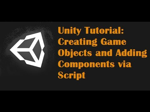 unity game making tutorial