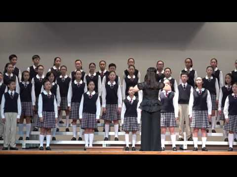 And This Shall Be For Music--Mary Lynn Lightfoot  Taipei Fuhsing Choir 復興中學合唱團