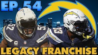 Moses Is Quickly Becoming a Star! LA Chargers Online Legacy Franchise Madden 19 Ep.54