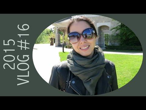 Vlog - Road Trip Part 2 - Niagara-on-the-Lake