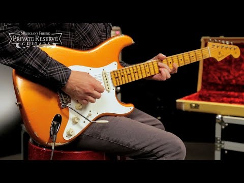 Fender Custom Shop NAMM Limited Edition Dual Mag Relic Stratocaster Electric Guitar