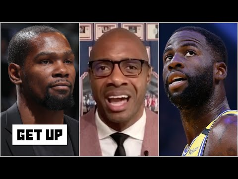 Breaking down Draymond Green picking the Lakers & saying KD doesn't motivate the Warriors   Get Up