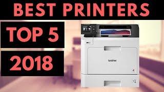 Best Printer 2018 - Top 5 Home & Office Printers