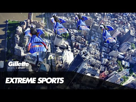 Wingsuit Design with Mike Swanson | Gillette World Sport
