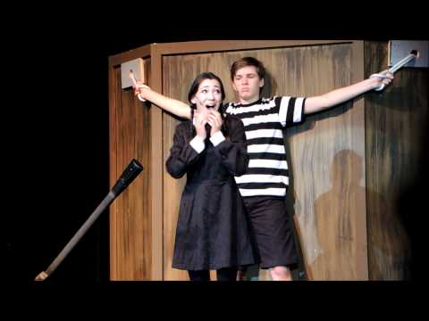 Pulled Addams Family Musical  Emily Offenkrantz