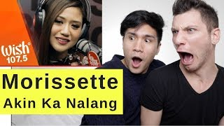 "Morissette performs ""Akin Ka Na Lang"" LIVE on Wish 107.5 Bus | Reaction"