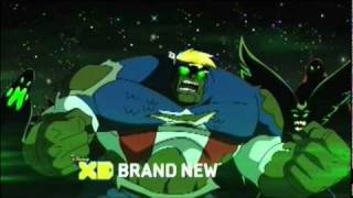 """(Disney XD) Avengers: Earth's Mightest Heroes """"Gamma World"""" - Promo"""