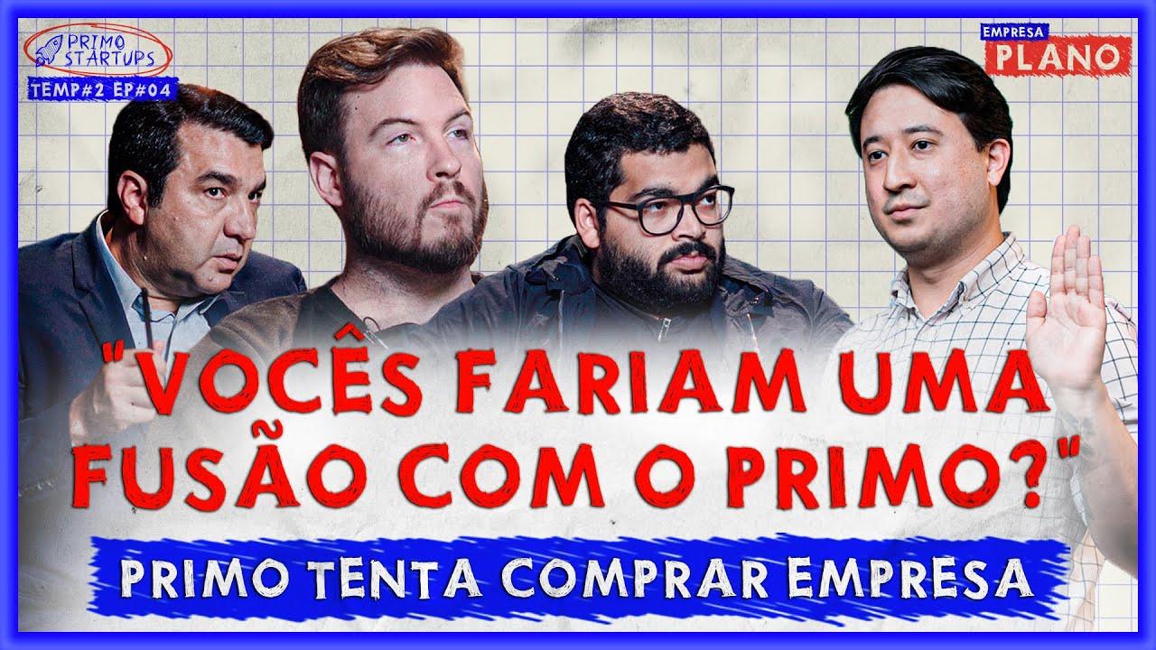 PRIMO RICO TENTA COMPRAR EMPRESA DE R$30 MILHÕES | Primo Startups
