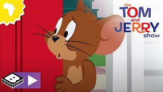Tom & jerry | no luck boomerang africa - sunday morning shake-up