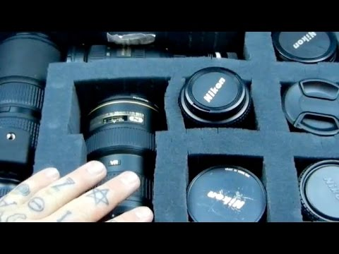 Angry Photographer: The Awesome & Cheap way to WEATHERPROOF Lenses & DSLR bodies! Also travel