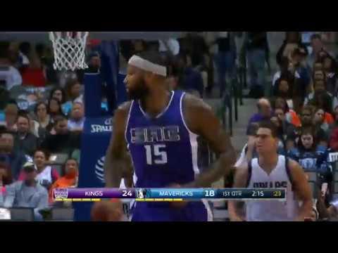 Sacramento Kings at Dallas Mavericks - December 7, 2016