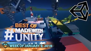 BEST OF MADE WITH UNITY #1 - Week of January 14, 2019