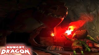 OMG! T-REX, Dinosaur In Hungry Dragon || Hungry Dragon [FHD-1080p]