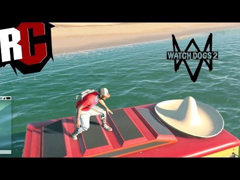 Watch Dogs 2 - Let Me Ride (Achievement / Trophy Guide) Car Surf for 200 meters