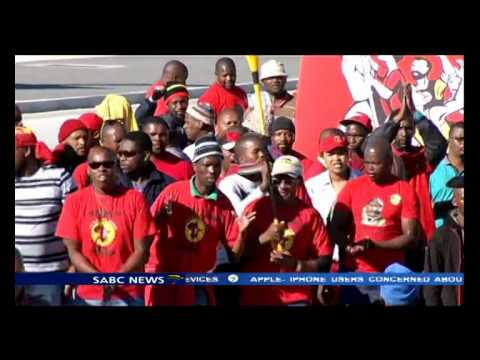 Industrial strike by Numsa workers in Coega is officially over