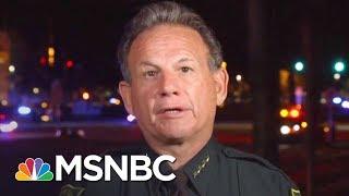 Broward Sheriff: Detain People Over Social Media | All In | MSNBC