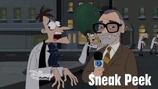 Phineas and Ferb - Night of the Living Pharmacists (Sneak Peek)