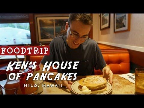 Hawaii Foodtrip: Macadamia Nut Pancakes & Saimin at Ken