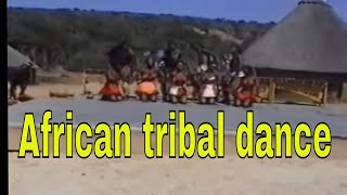 African Tribal Dances