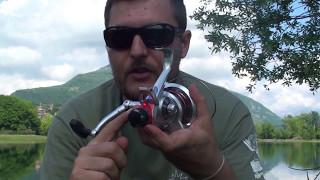 Mitchell Avocet RTE 6500: котушка з вбудований датчик! - Короп Рибалка - SportIT.com