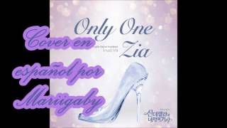 Zia - Only One | Spanish cover by Mariigaby
