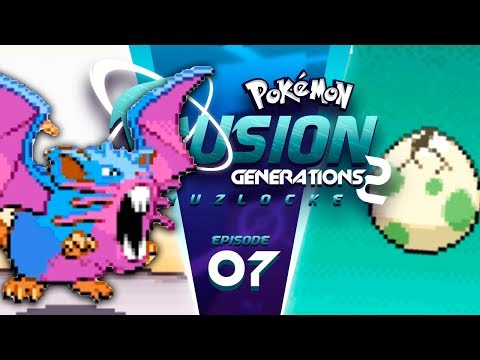 WHAT'S IN THE EGG? - Pokémon Fusion Generations 2 Nuzlocke Part 7!