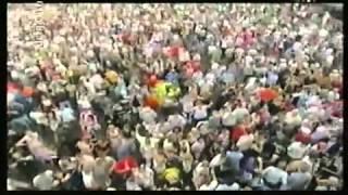Petra Ling Wan in the music video of Michel de Hey   Secret Cinema   Dance Valley 2002 Theme