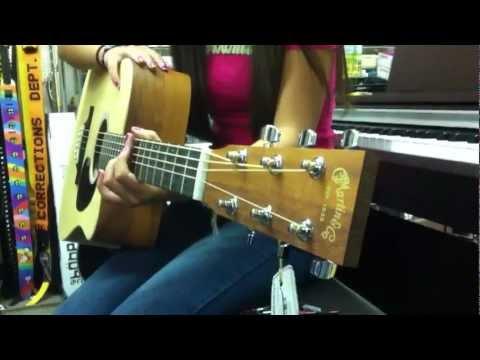 DCPA5K Martin Guitar: Hoping to buy the DCPA5K Acoustic Electric Martin Guitar!