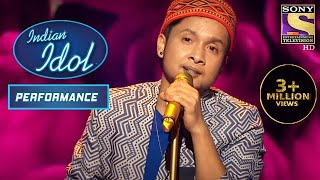Download lagu Pawandeep ने 'Agar Tum Na Hote' पे दिया Performance | Indian Idol Season 12