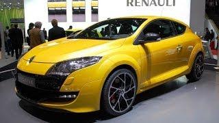 Renault Megane RS - Перший Тест
