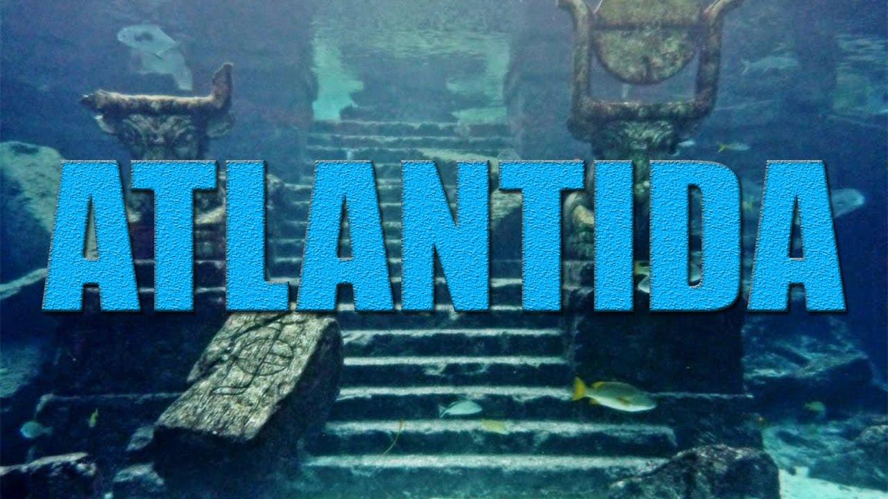 Izgubljeni grad ATLANTIDA - YouTube