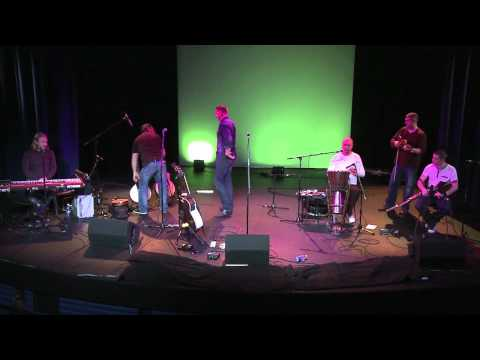 Damien Dempsey and band play  full set at Liberty Hall Centre ( Part 2 )