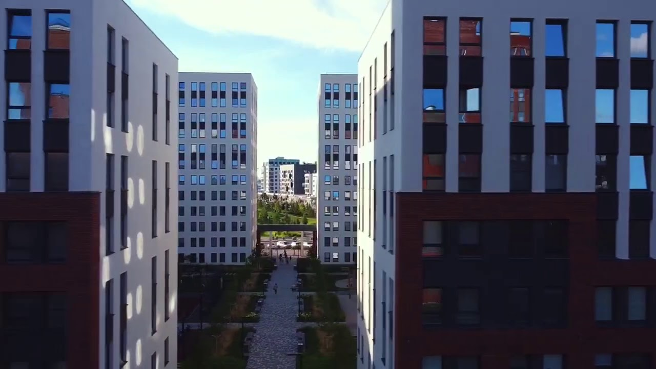 Микрорайон «Солнечный» в Екатеринбурге