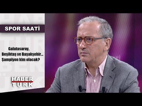 Spor Saati - 29 Nisan 2019 (Galatasaray, Beşiktaş ve Başakşehir... Şampiyon kim