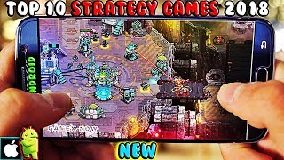 Top Strategy Games For Android 2018