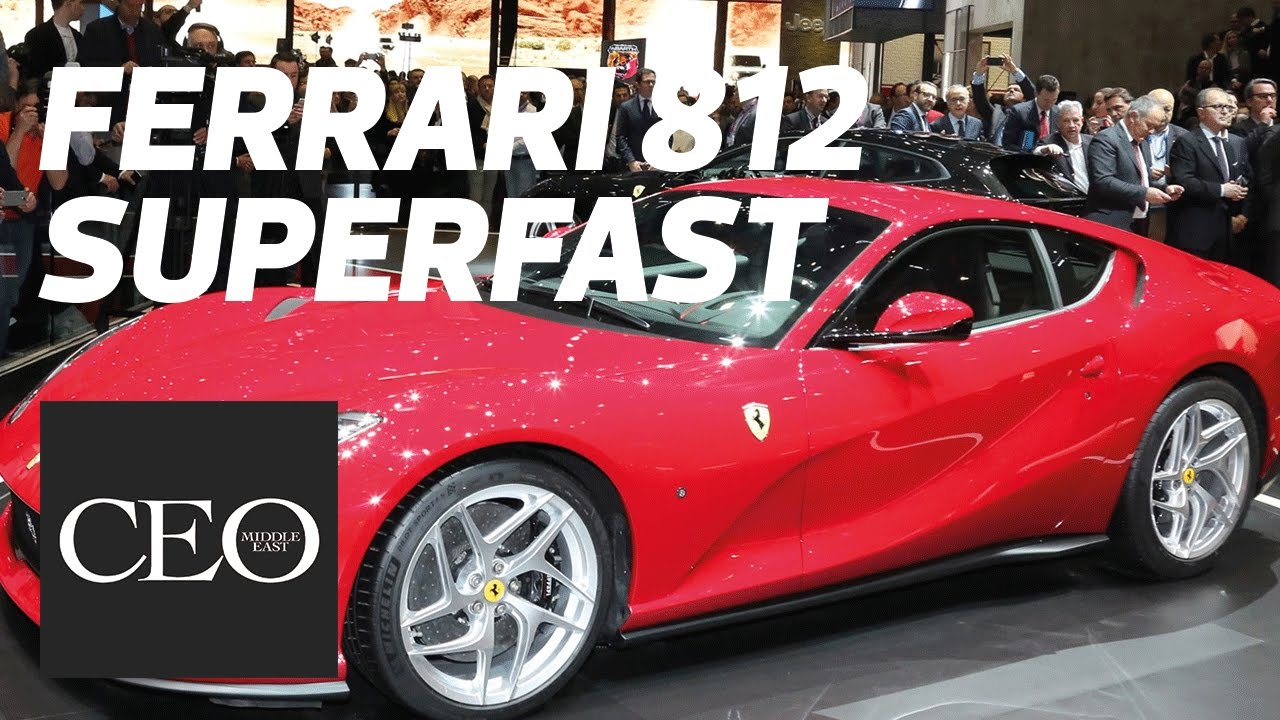 2018 ferrari top speed. perfect speed new ferrari 812 superfast launch  top speed price to 2018 ferrari top speed