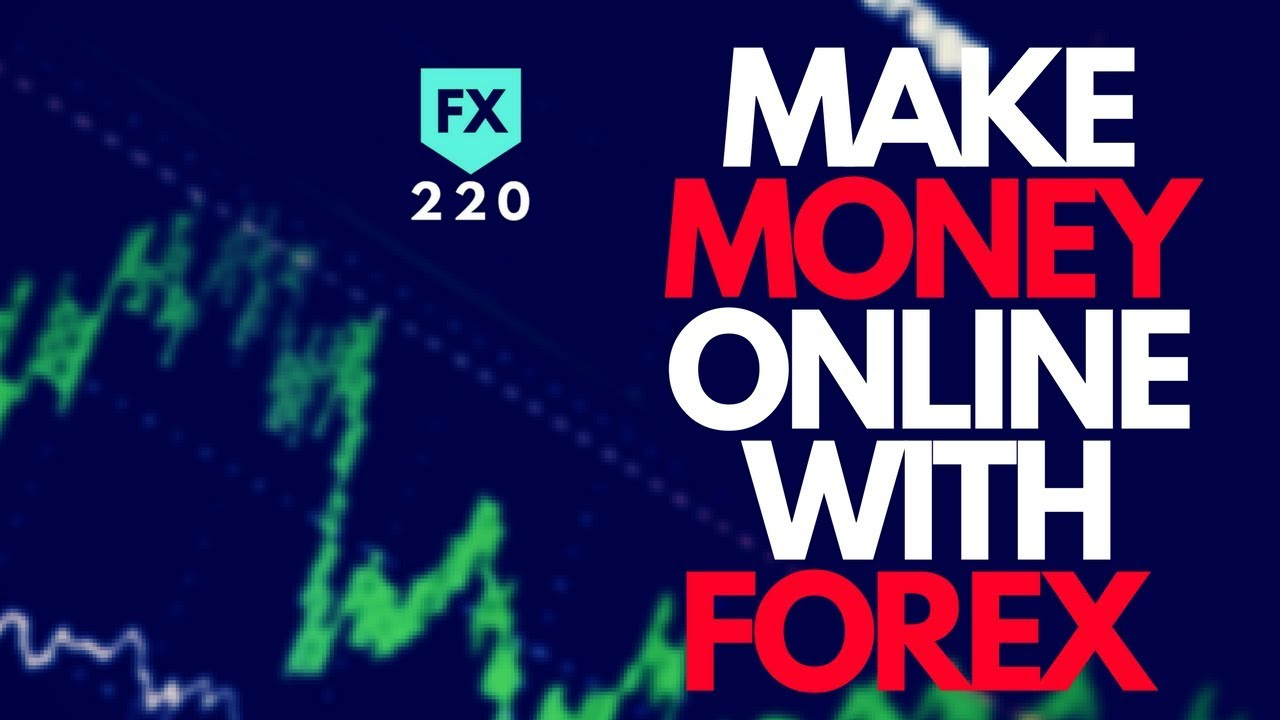 Make Money Online With Forex Day Trading 2018 Live