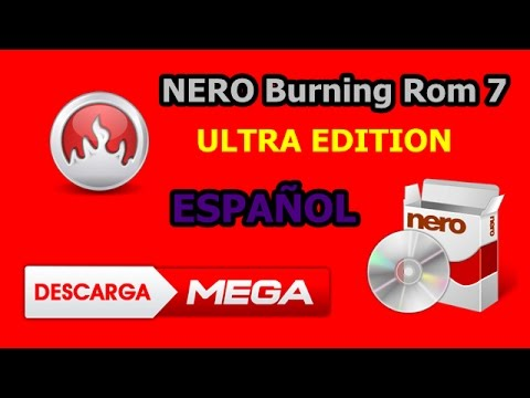 Como Descargar e Instalar NERO Burning Rom Ultra Edition Full Español